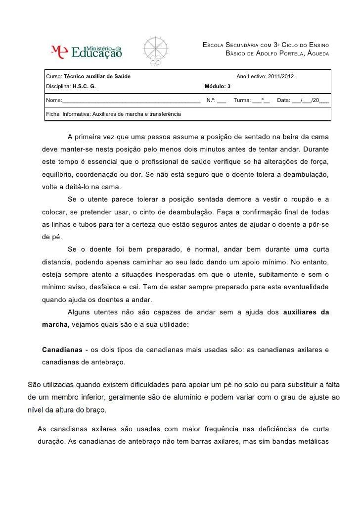 ESCOLA SECUNDÁRIA COM 3º CICLO DO ENSINO                                                                   BÁSICO DE ADOLF...