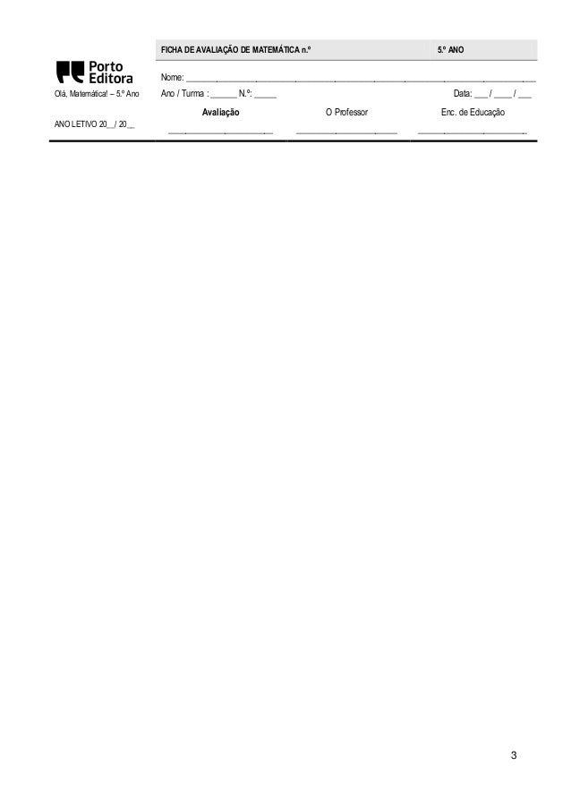 Ficha avaliação retas e angulos porto editora com resolução Slide 3