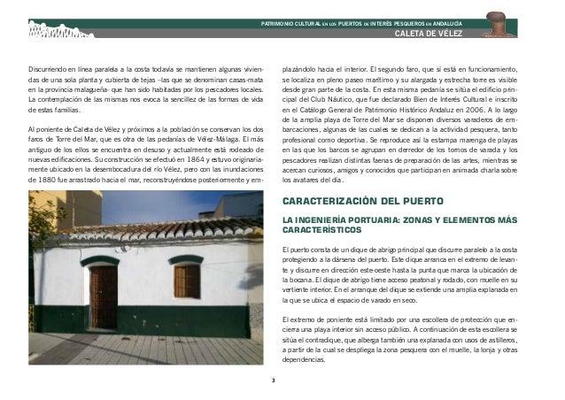 Puerto de caleta de v lez patrimonio cultural en los puertos de inte - Casas embargadas en el puerto de la torre malaga ...