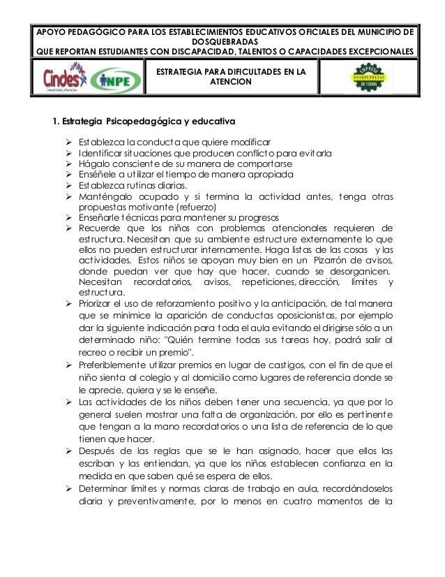 APO YO PEDAGÓGICO PARA LOS ESTABLECIMIENTOS EDUCATIVOS OFICIALES DEL MUNICIPIO DE  DOSQUEBRADAS  QUE REPORTAN ESTUDIANTES ...