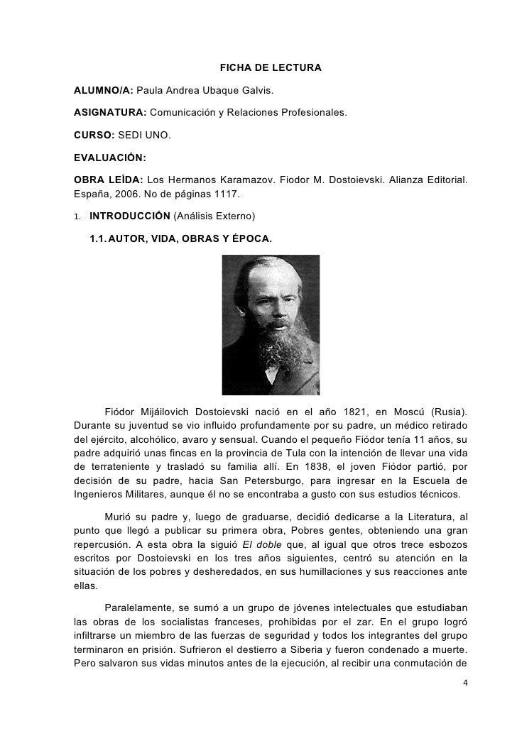FICHA DE LECTURA  ALUMNO/A: Paula Andrea Ubaque Galvis.  ASIGNATURA: Comunicación y Relaciones Profesionales.  CURSO: SEDI...