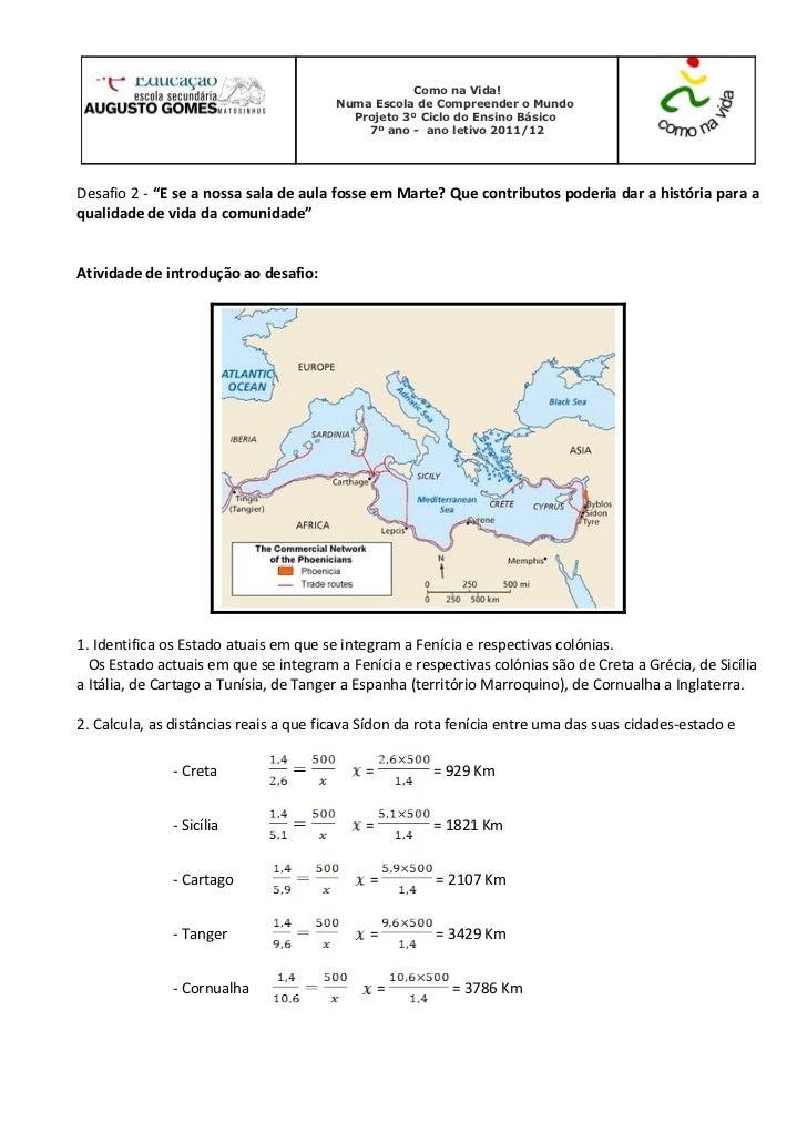 Ficha de trabalho de história e geografia.