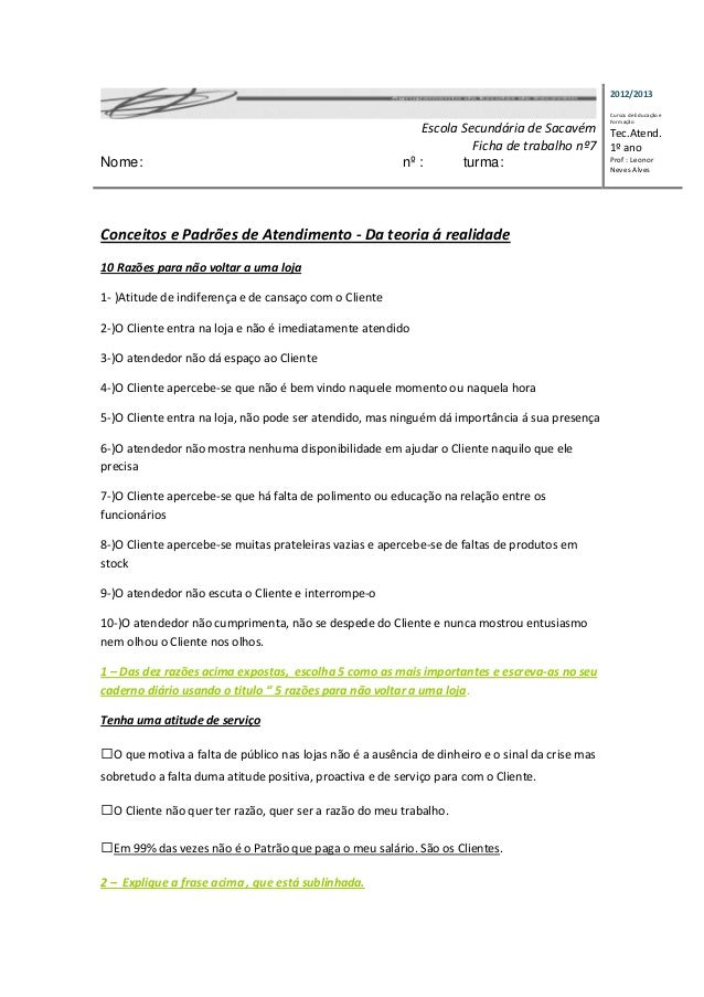 2012/2013                                                                                                 Cursos de Educaç...