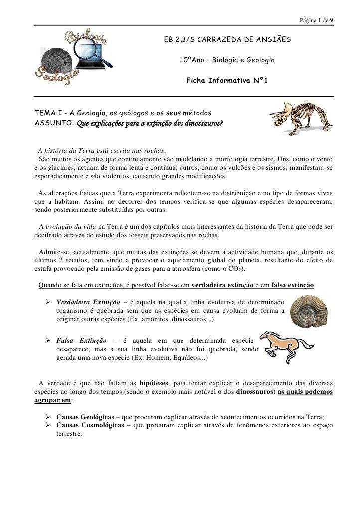 Página 1 de 9                                              EB 2,3/S CARRAZEDA DE ANSIÃES                                  ...
