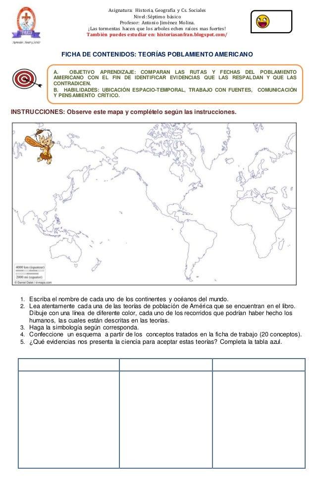 Dorable Séptimo Grado Hojas De Trabajo De Habilidades Mapa Motivo ...