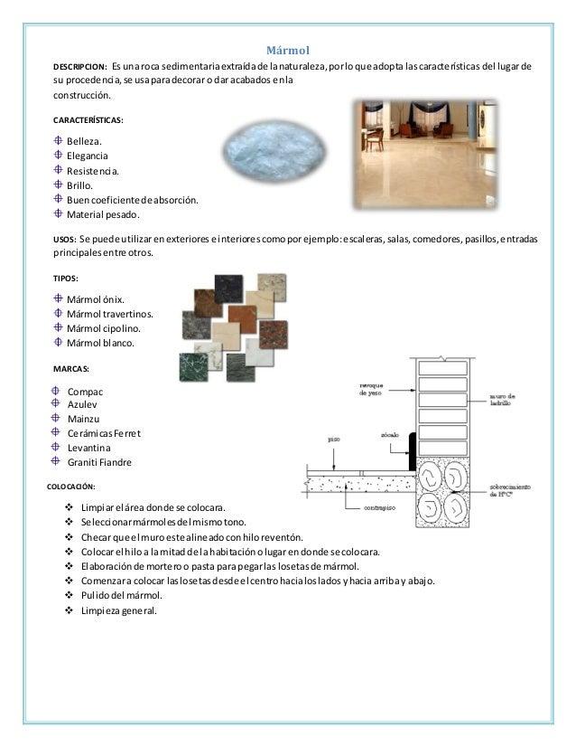 Fichas tecnicas acabados en pisos for Construccion de muebles de madera pdf