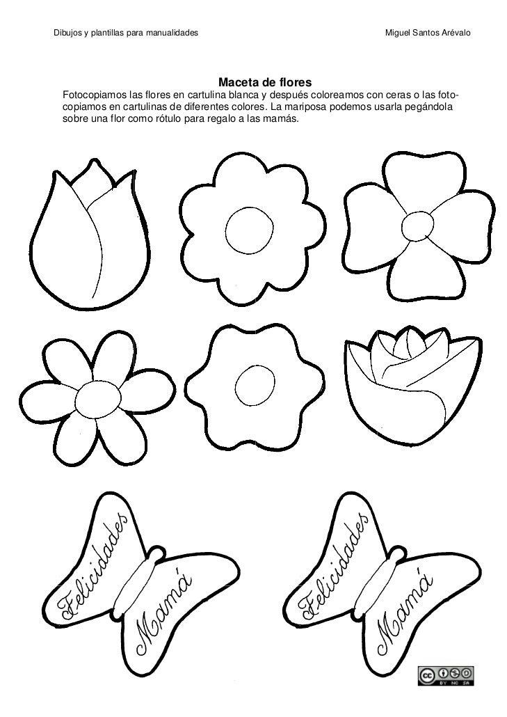 Manualidades Con Materiales De Desecho - Dibujos-para-manualidades