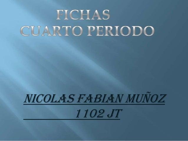 NICOLAS FABIAN MUÑOZ 1102 JT