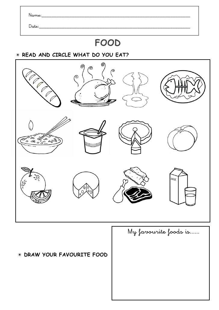 Vocabulario alimentos en ingles pdf to excel