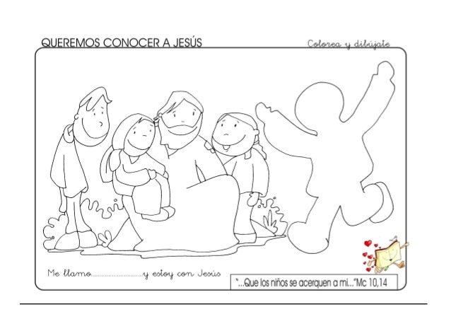 QUEREMOS CONOCER A JESÚS