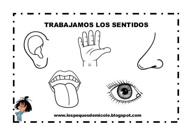 TRABAJAMOS LOS SENTIDOS  www.lospequesdemicole.blogspot.com
