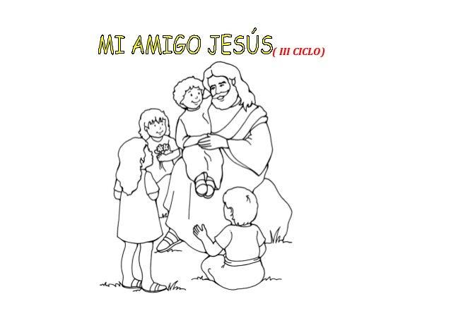 "Dibujos Colorear Semana Santa Infantil: Fichas De ""Semana Santa"" PRIMARIA"