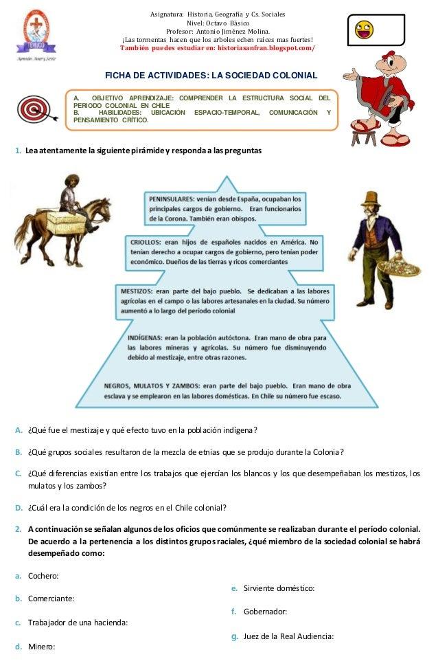 Asignatura: Historia, Geografía y Cs. Sociales Nivel: Octavo Básico Profesor: Antonio Jiménez Molina. ¡Las tormentas hacen...