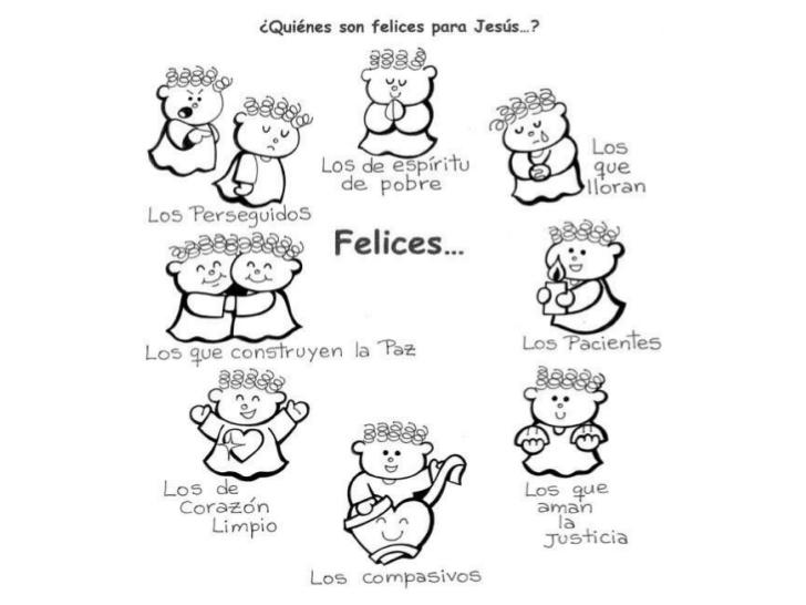 Dibujos Clase De Religion: Actividades De Religion Para Preescolar