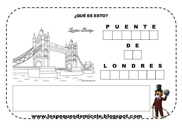 Fichas Proyecto La Vuelta Al Mundo