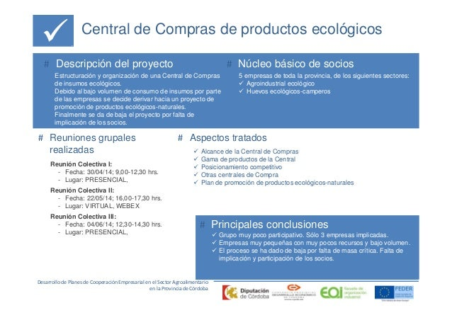 Central de compras de productos ecol gicos for Central de compras web opiniones