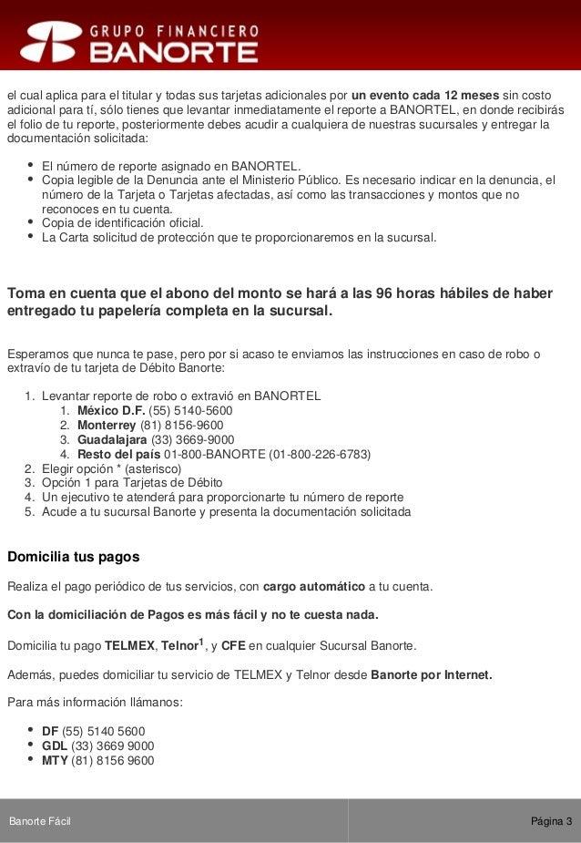 Ficha tecnica for Solicitud de chequera