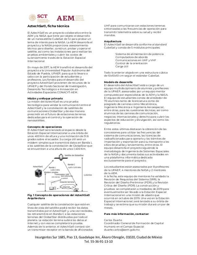 Ficha Tecnica Aztech Sat1rev1 1