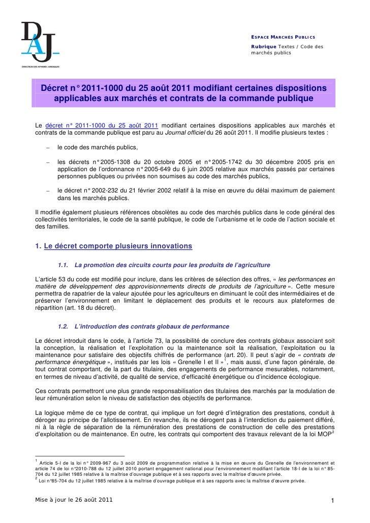 ESPACE MARCHÉS PUBLICS                                                                                                   R...