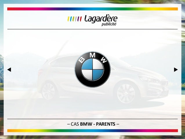 – CAS BMW - PARENTS –
