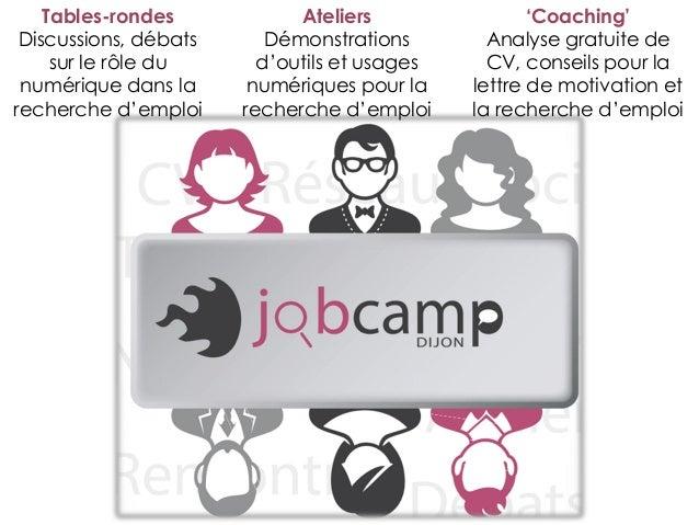 fiche projet jobcamp dijon
