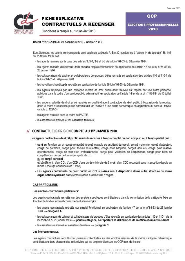 370e2068f38 Décembre 2017 CENTRE DE GESTION DE LA FONCTION PUBLIQUE TERRITORIALE DE  LOIRE ATLANTIQUE 6