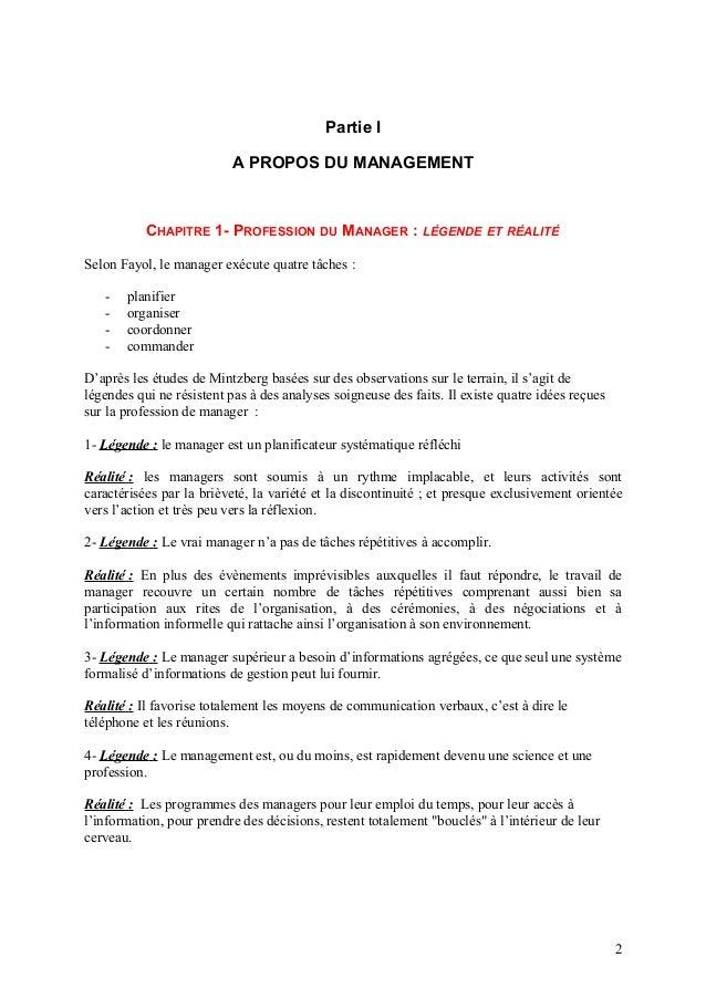 fiche lecture r u00e9sum u00e9 mintzberg management des organisations ilyas azz u2026