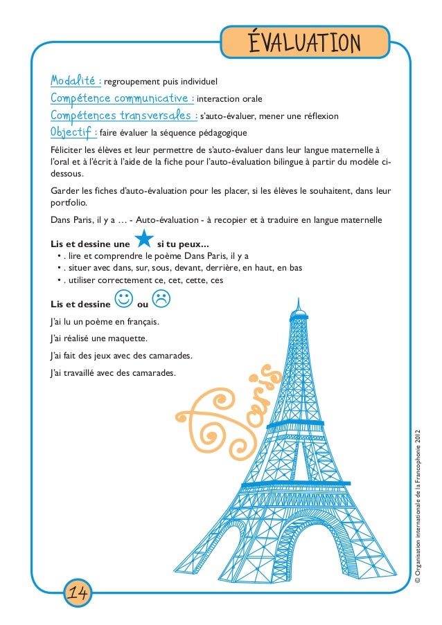 Fiche Dans Paris Il Y A
