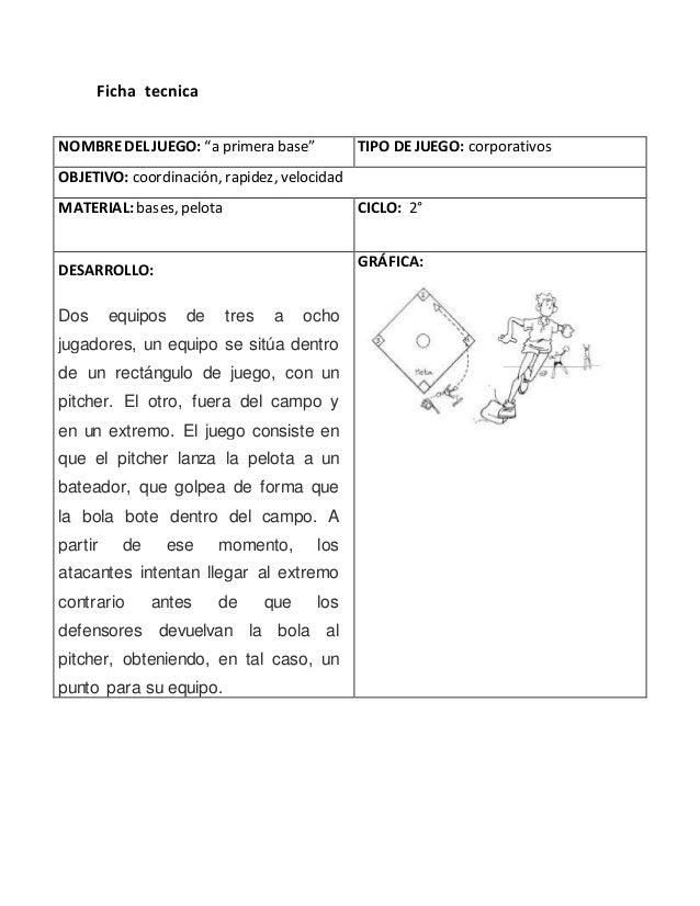 Fichero De Juegos Educacion Fisica Para Imprimir 25