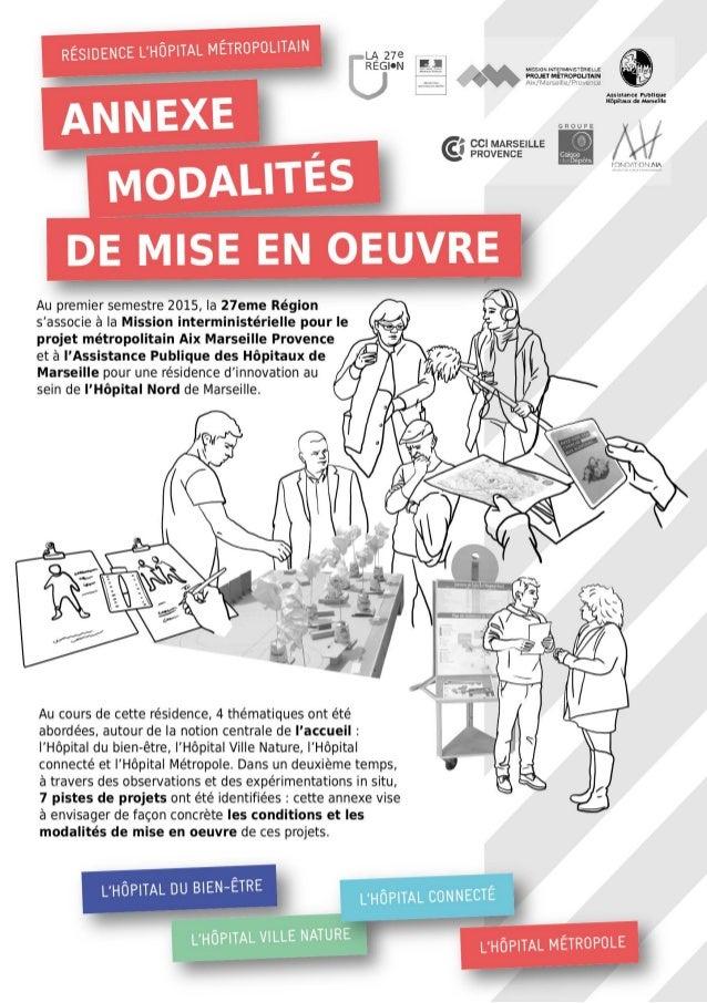 """Résidence """"Lhôpital Métropolitain"""" / Marseille / Fiches de mise en oeuvre"""