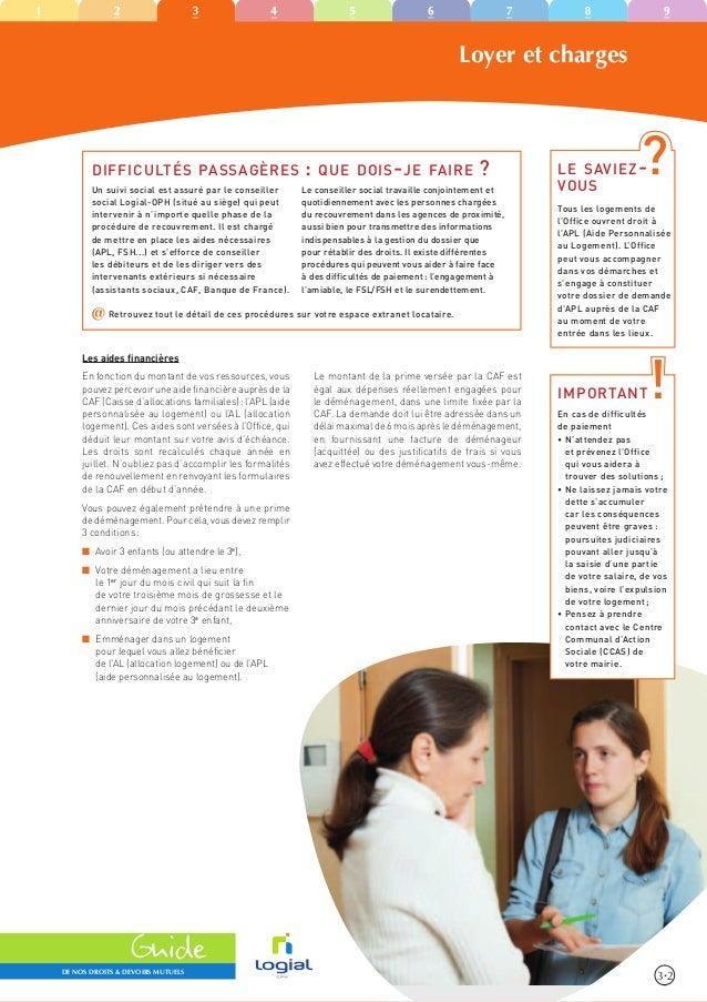 Guide Des Aides De La Caf