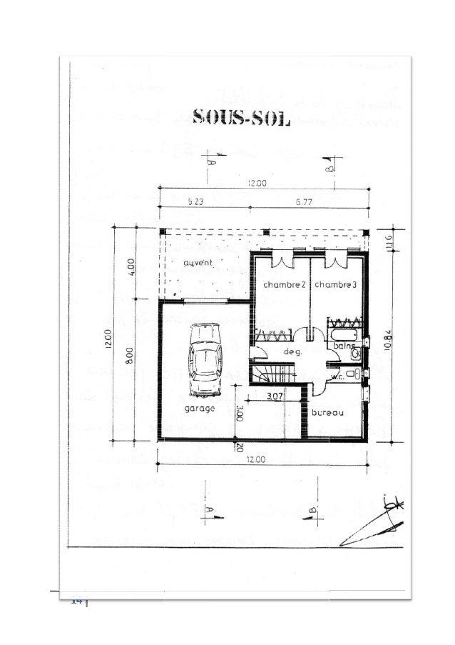 Fiche Technique Maison T5 4 Chambres Piscine Allauch 13190