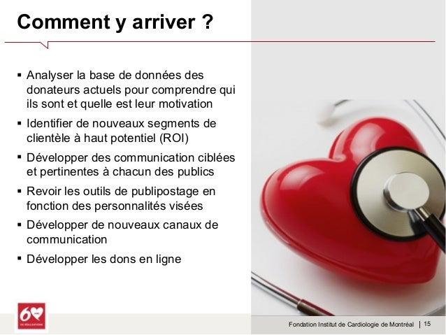 Fondation Institut de Cardiologie de Montréal   16  Solutions : 2 phases   Segmentation   Personnalisation   Acquisitio...