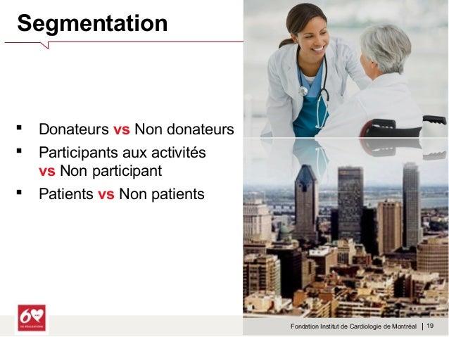 """Fondation Institut de Cardiologie de Montréal   20  Courriels personnalisés  """"Les courriels personnalisés  améliorent les ..."""