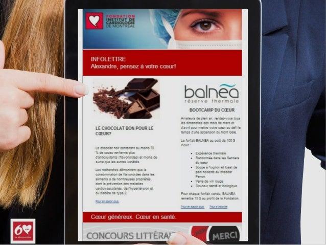 Fondation Institut de Cardiologie de Montréal   24  Version prévention   Conseil santé   Invitation à un défi  sportif