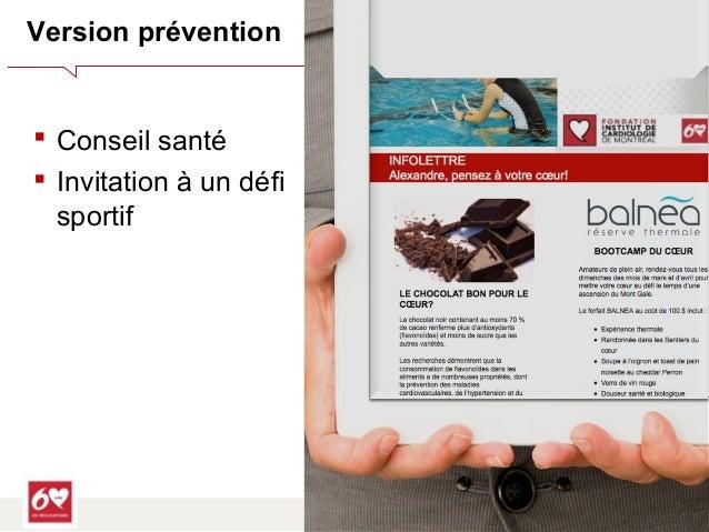 Fondation Institut de Cardiologie de Montréal     UnDONpourleCɶUR.org   Publipostage   Activités  26  Acquisition  Xe A...