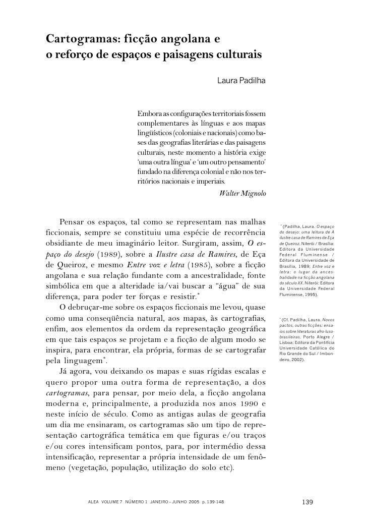 Ficção angolana