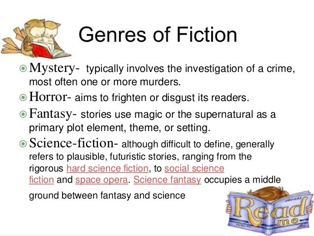 fiction and literary works essay example