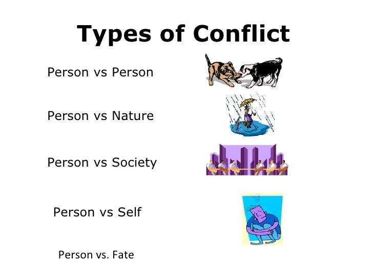 Character Vs Nature Conflict Definition