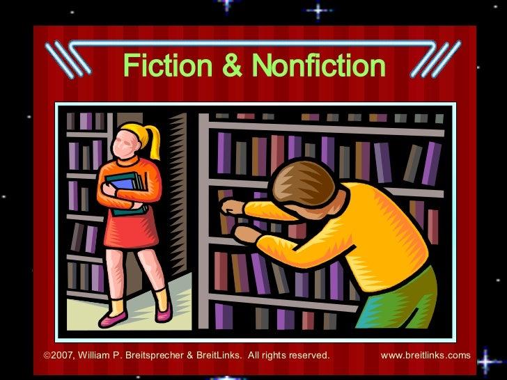 Fiction & Nonfiction