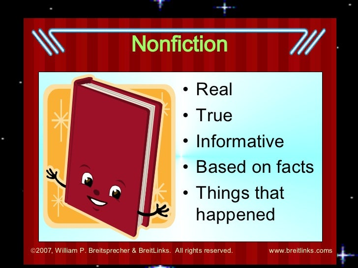 essay fiction nonfiction Try these 25 tips out for size and your nonfiction writing will improve almost immediately.