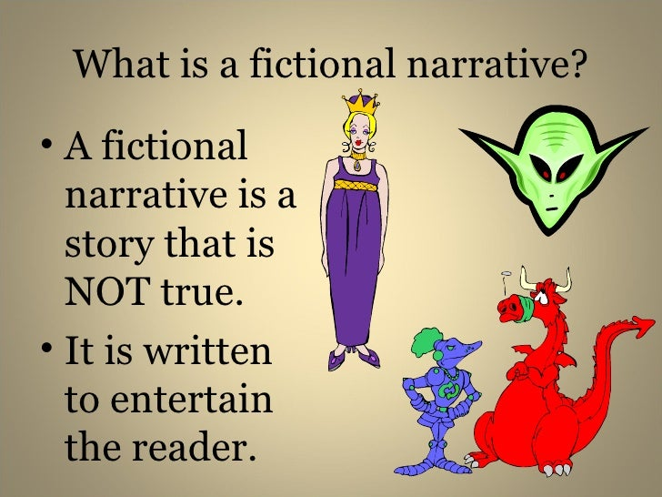 Fictional narrative essay examples
