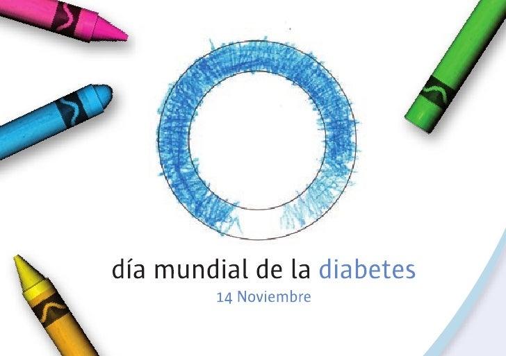 El Día Mundial de la Diabetes,                     observado por la ONU                                                   ...