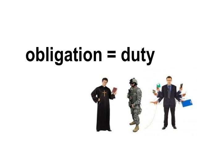 fidelity to duty