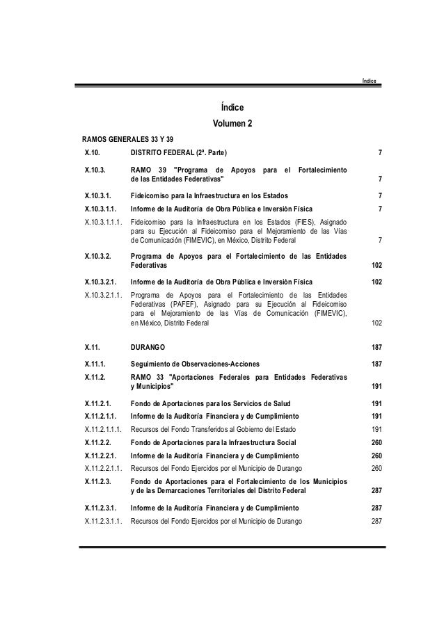 Índice                                             Índice                                          Volumen 2RAMOS GENERALE...