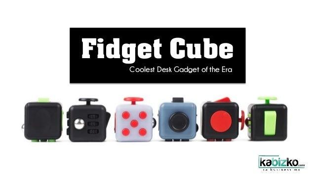 Fidget Cube Coolest Desk Gadget Of The Era