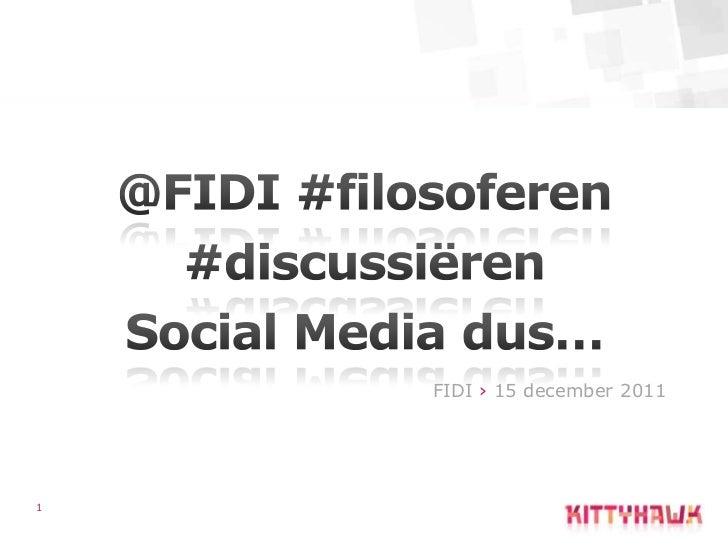 FIDI › 15 december 20111