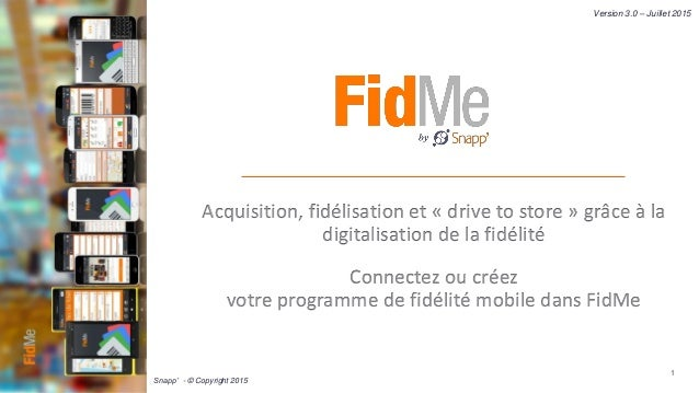 Acquisition, fidélisation et « drive to store » grâce à la digitalisation de la fidélité Connectez ou créez votre programm...