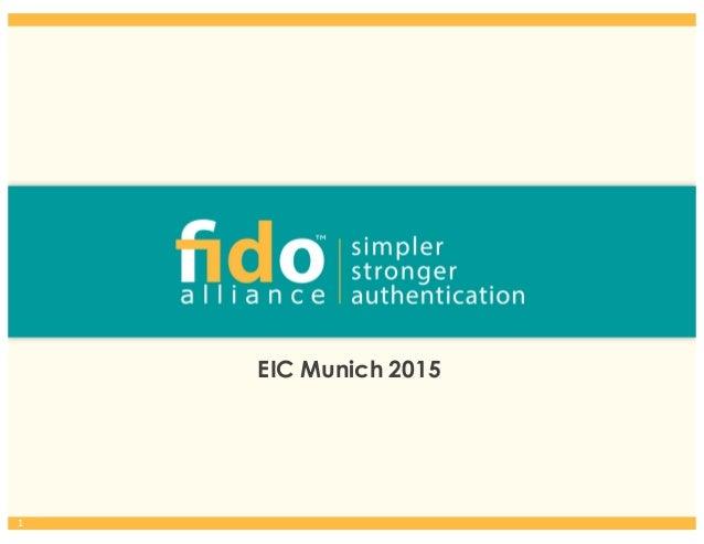 EIC Munich 2015 1