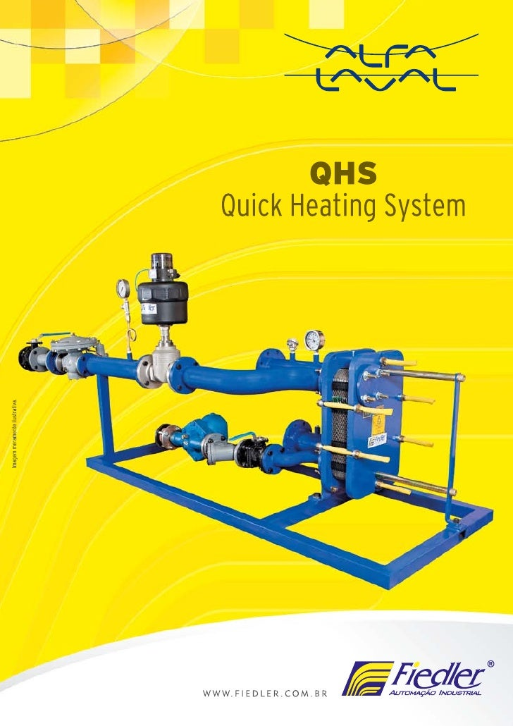 Fiedler qhs  quick heating system